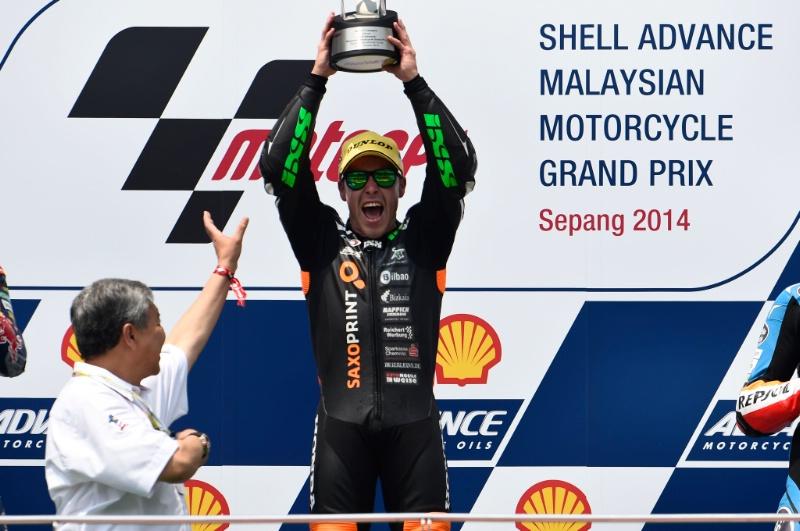 Эфрен Васкес, Moto3 2014