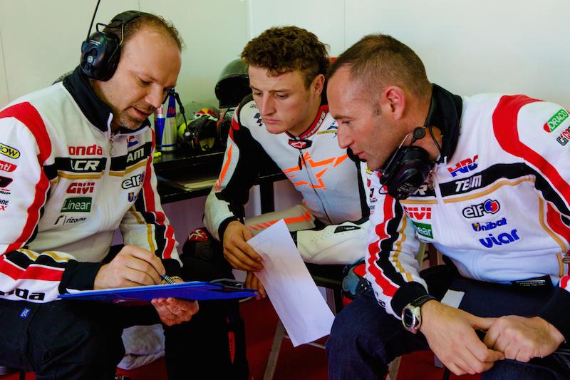 Джек Миллер LCR Honda MotoGP
