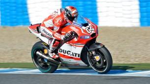 Андреа Довициозо, пилот Ducati MotoGP