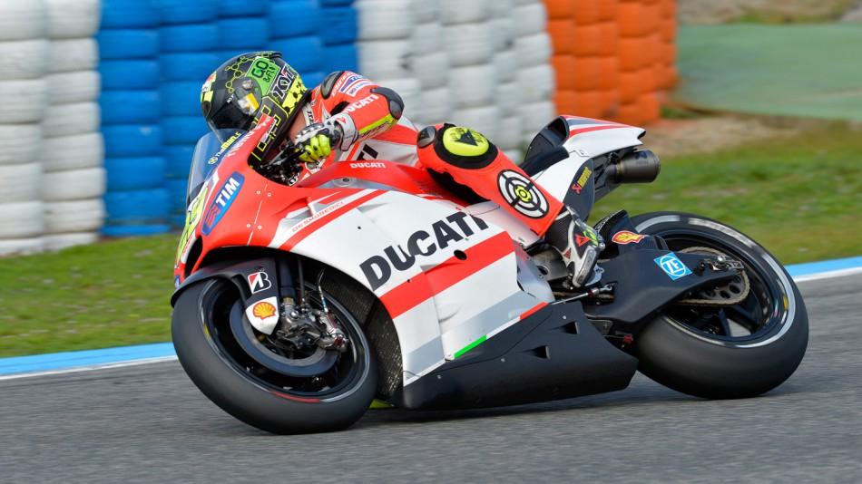 Андреа Ианноне , пилот Ducati MotoGP