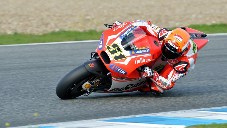 Микеле Пирро, пилот Ducati MotoGP
