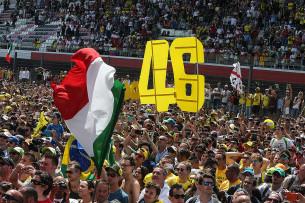 Болельщики Валентино Росси, Movistar Yamaha MotoGP