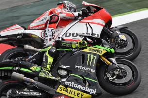 Ducati Team и Yamaha, MotoGP 2014