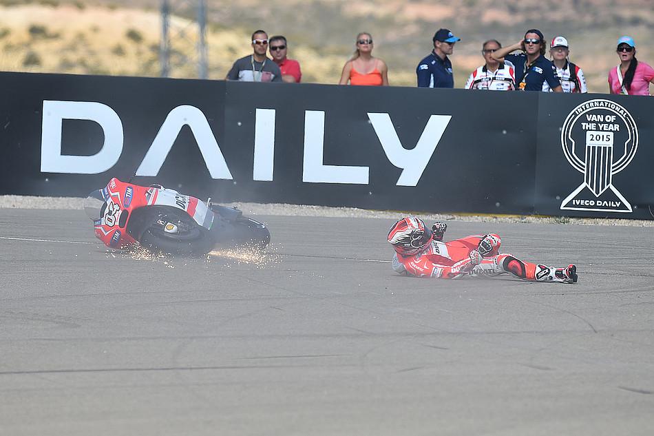 Андреа Довициозо, Ducati Team, MotoGP 2014