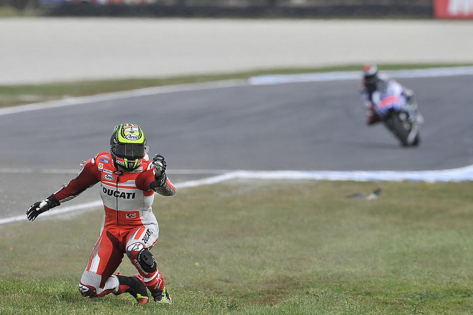 Кэл Крачлоу, Ducati Team, MotoGP 2014