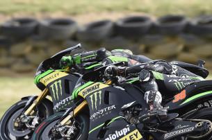 Пол Эспаргаро и Брэдли Смит, Monster Yamaha Tech3