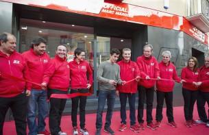 Марк Маркес открывает новый фан-клуб