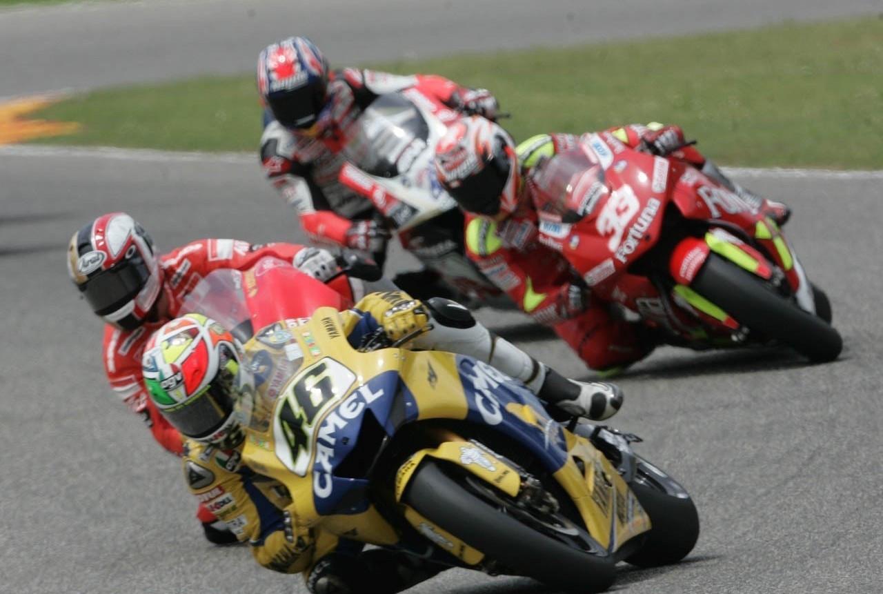 Шестой этап MotoGP 2006: Гран-При Италии