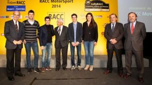 Марк и Алекс Маркесы получили награды RACC Motosport 2014