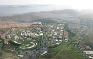 Последнее препятствие в планировании трассы Уэльса
