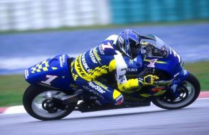 Робертс и Suzuki - в пропасть в крепких объятиях друг друга.