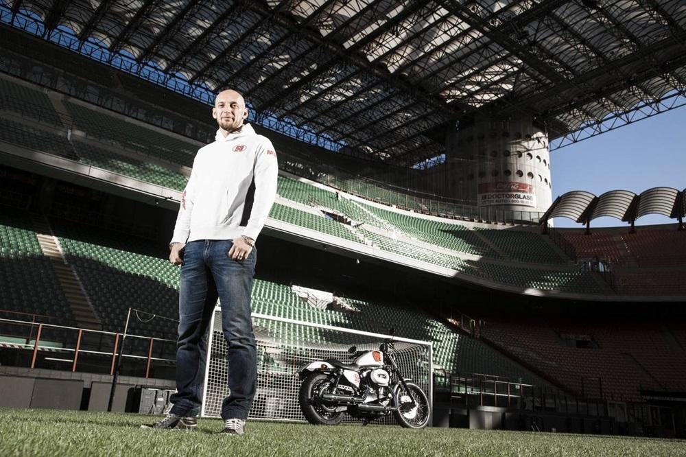 Кристиан Аббьяти передаст мототоцикл H-D Sportster 1200 Nightster SIC 58 в фонд имени Марко Симончелли
