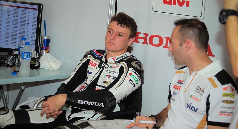 Джек Миллер, CWM LCR Honda, MotoGP 2015