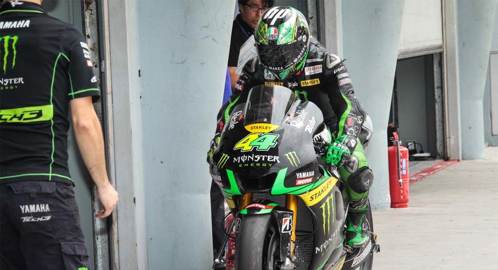 Поль Эспаргаро, Monster Yamaha Tech3, MotoGP 2015
