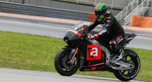 Aprilia Racing Team Gresini, MotoGP 2015