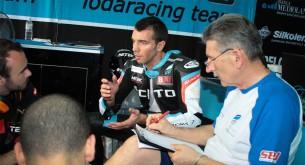 Алекс де Анджелис, Octo Ioda Racing Team, MotoGP 2015