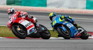 Алекс Эспаргаро и Андреа Довициозо, MotoGP 2015