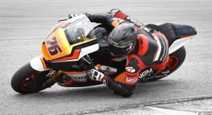 Лорис Баз, Forward Racing, MotoGP 2015
