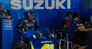 Алекс Эспаргаро, Suzuki Team, MotoGP 2015
