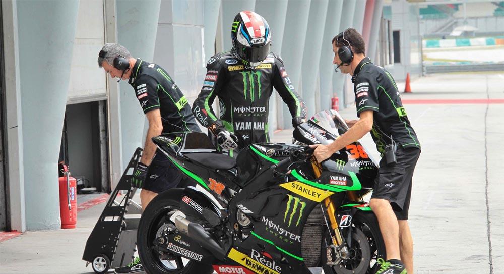 Брэдли Смит, Monster Yamaha Tech3, MotoGP 2015