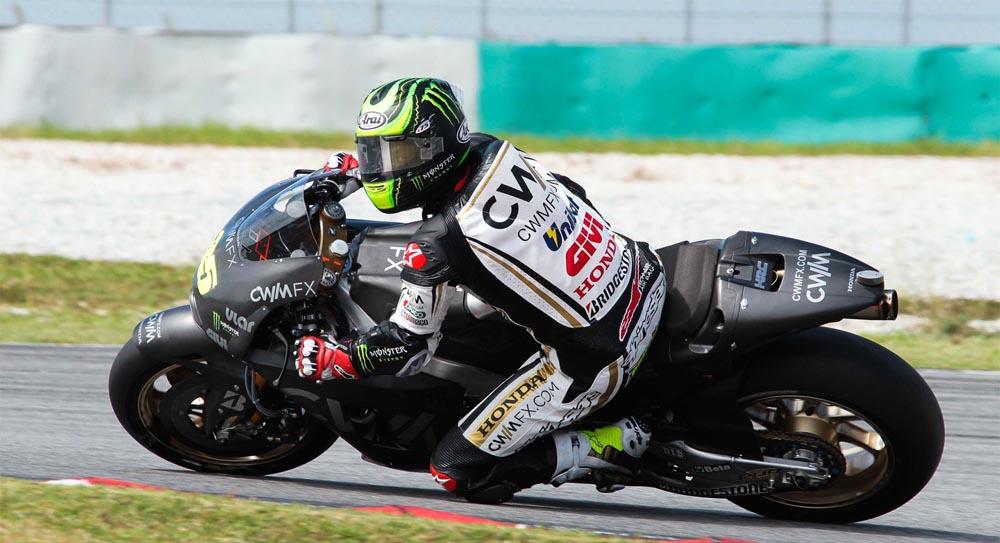 Кэл Крачлоу, CWM LCR Honda, MotoGP 2015