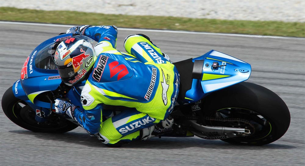 Маверик Виньялес, Suzuki Team, MotoGP 2015
