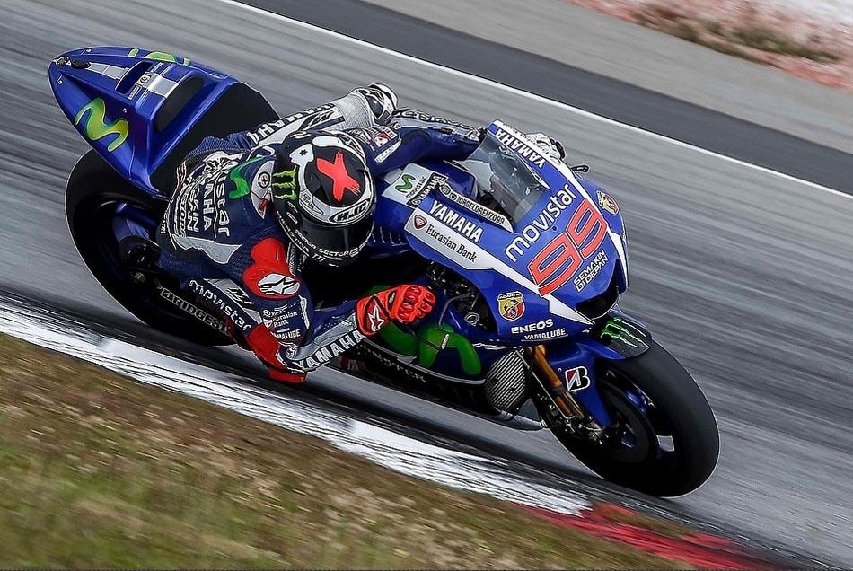 Хорхе Лоренсо,Movistar Yamaha MotoGP, 2015