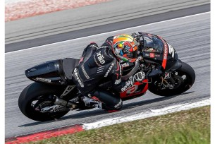 Марко Меландри, Aprilia Racing Team Gresini, MotoGP 2015