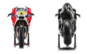 Ducati GP15 и Ducati GP14