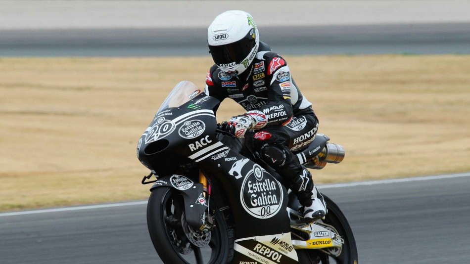 Фабио Квартараро, Estrella Galicia 0,0, Moto3 2015