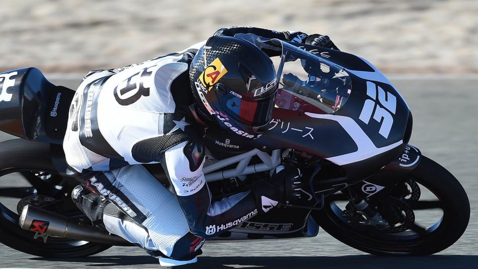 Исаак Виньялес, Moto3 2015