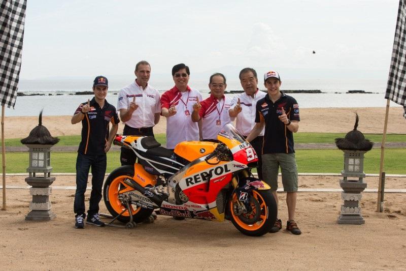 Дани Педроса, Марк Маркес, Накамото, Суппо, Repsol Honda MotoGP, 2015
