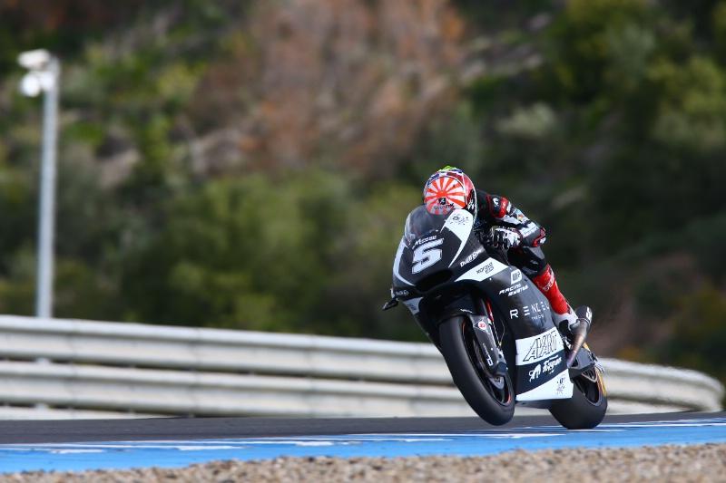 Жоанн Зарко, Ajo Motorsport, Moto2 2015