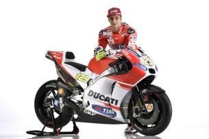 Ducati GP15, Ианноне