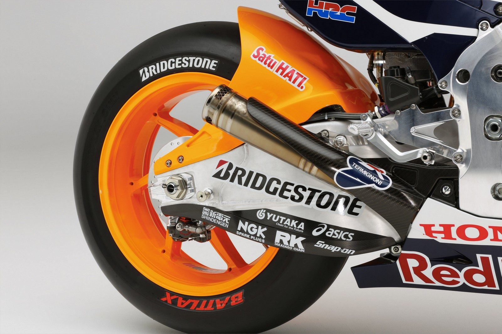 RC213V 2015, Repsol Honda MotoGP