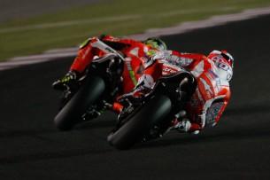 Довициозо и Ианноне, Ducati Team, MotoGP 2015