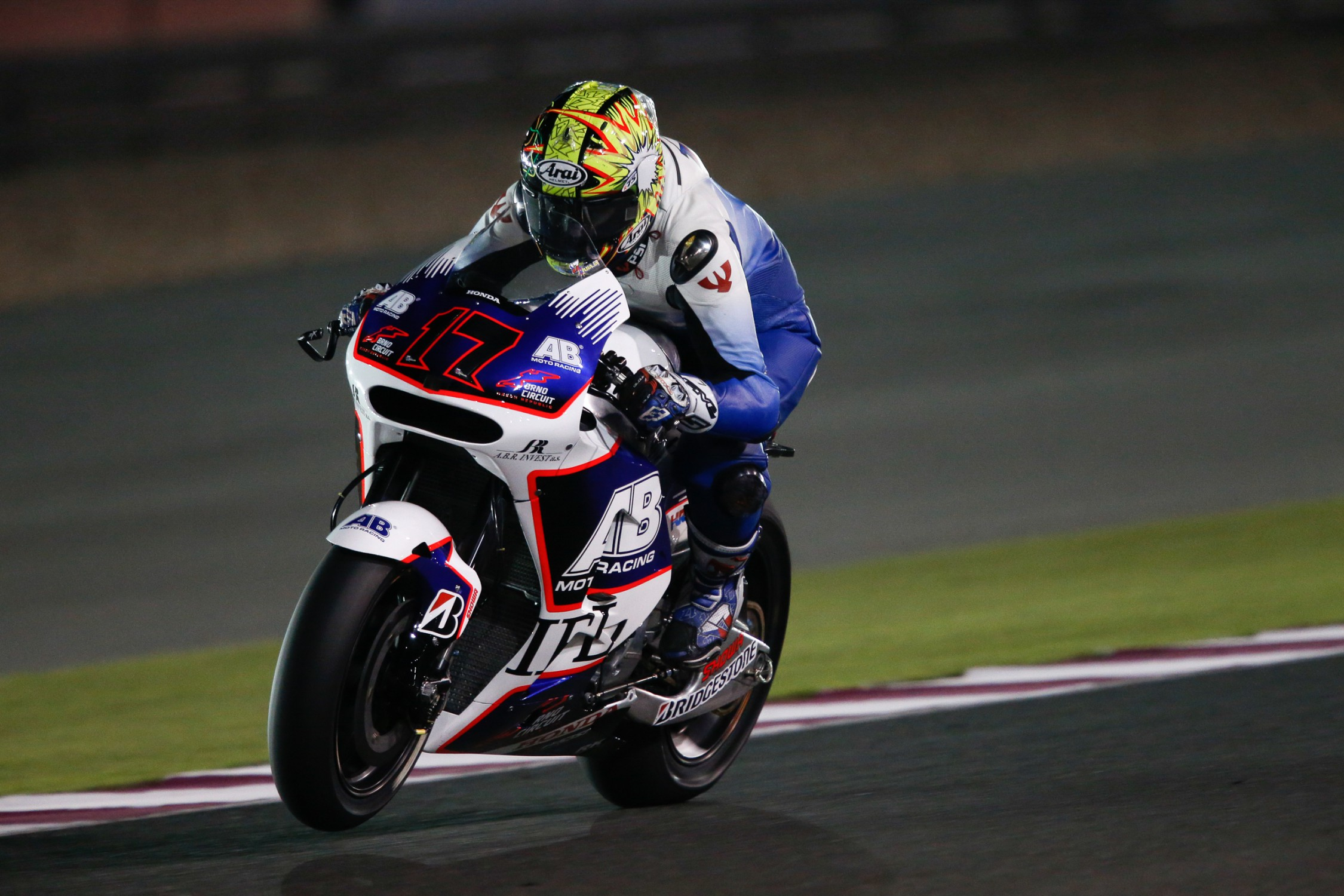 Карел Абрахам, Ab Motorracing, MotoGP 2015