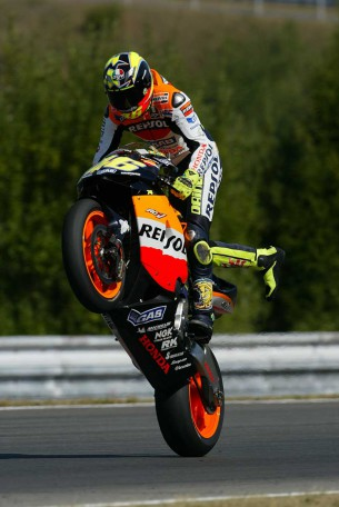 Валентино Росси, MotoGP 2003