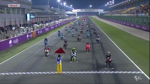 Гонка Moto3 Гран-При Катара 2015 (ENG, HD)