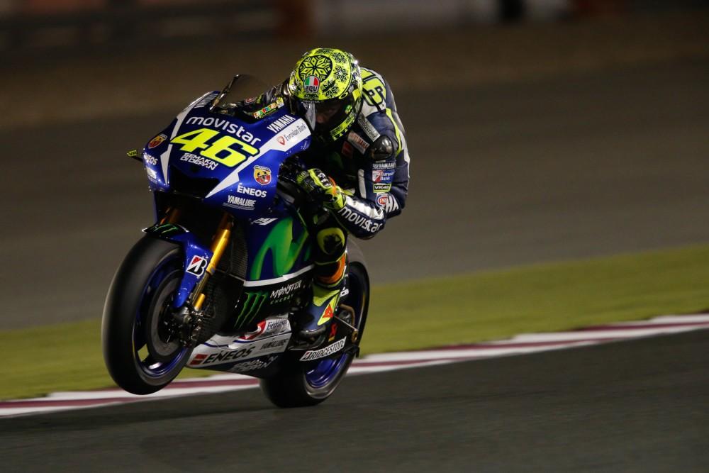 Валентино Росси, Movistar Yamaha MotoGP, 2015
