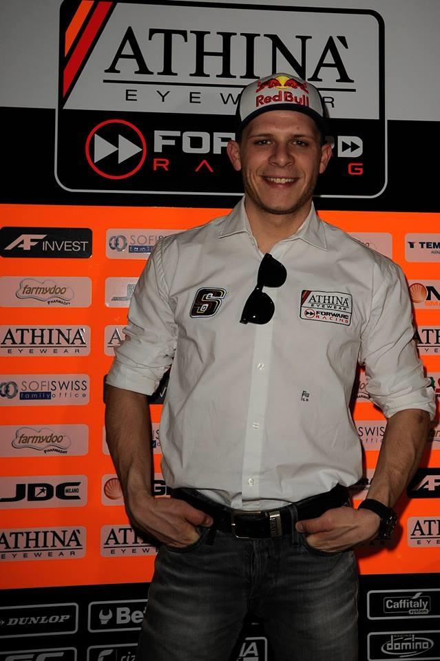 Forward Yamaha провела официальную презентацию в Милане