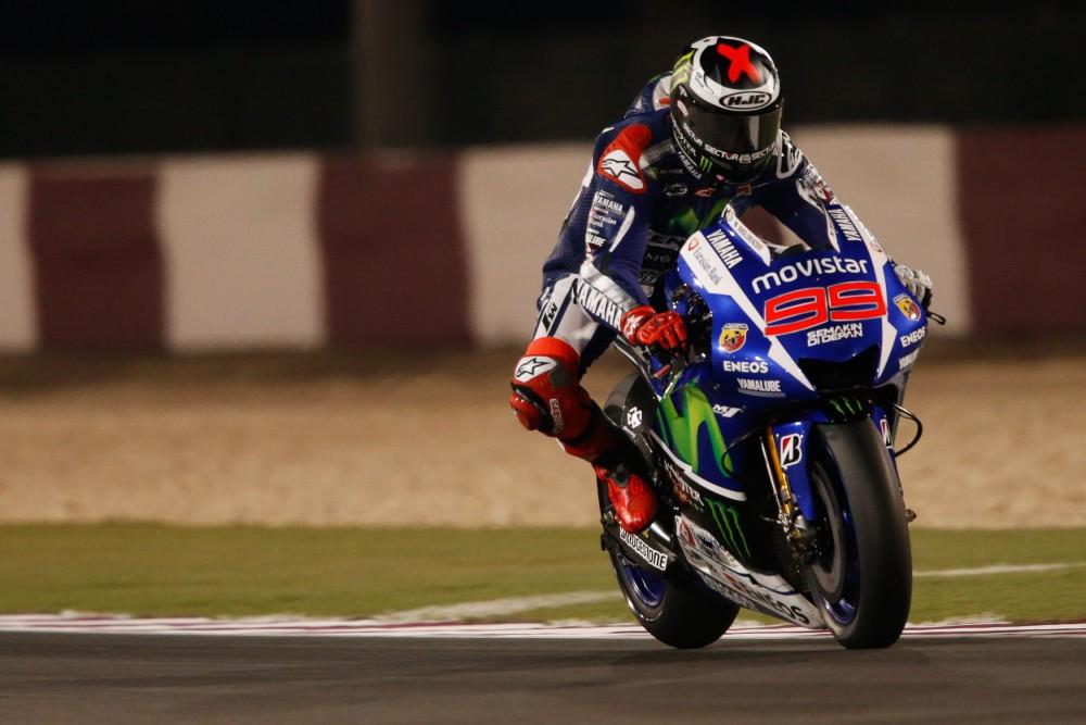 Хорхе Лоренцо, Movistar Yamaha MotoGP, 2015
