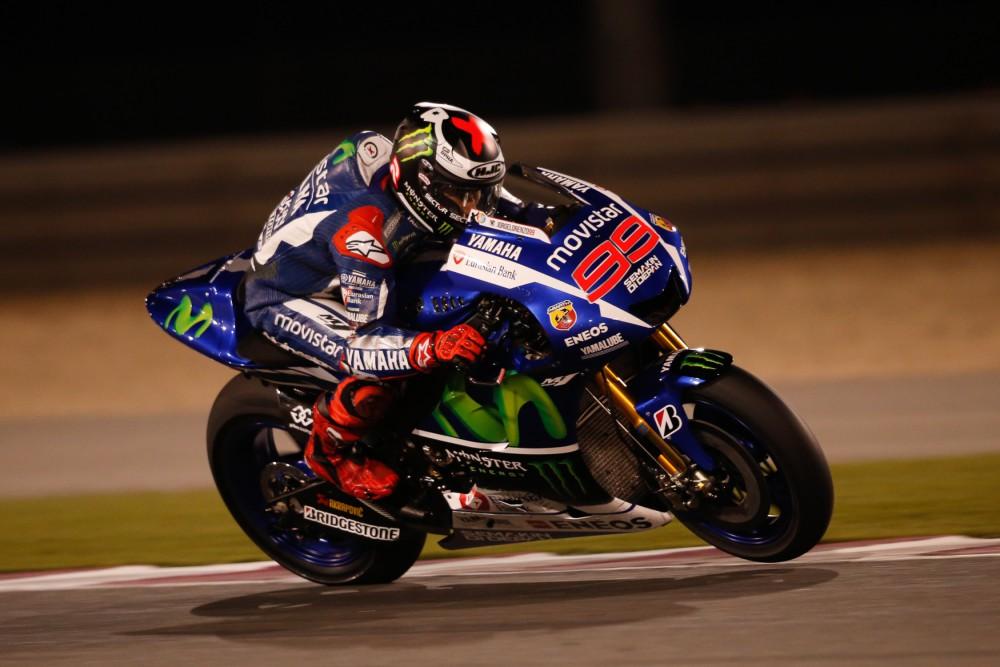 Хорхе Лоренсо, Movistar Yamaha MotoGP, 2015