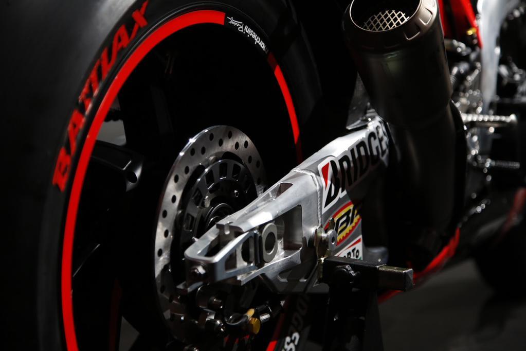 Презентация Aprilia MotoGP
