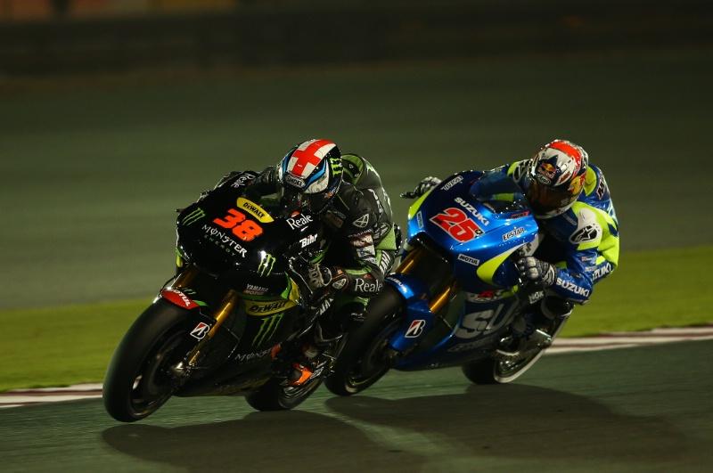 Виньялес и Смит, MotoGP 2015