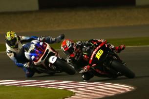 Баутиста и Абрахам, MotoGP 2015