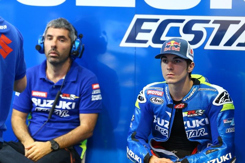Маверик Виньялес, Suzuki Ecstar, MotoGP 2015