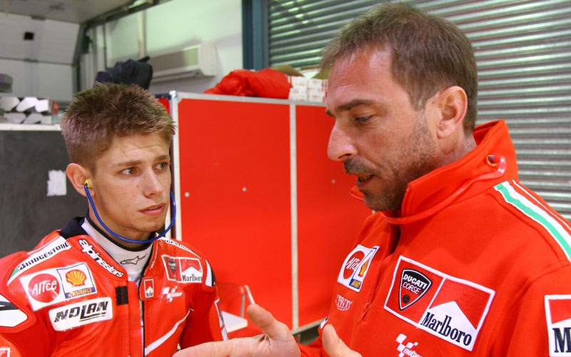 Стоунер и Суппо, 2007