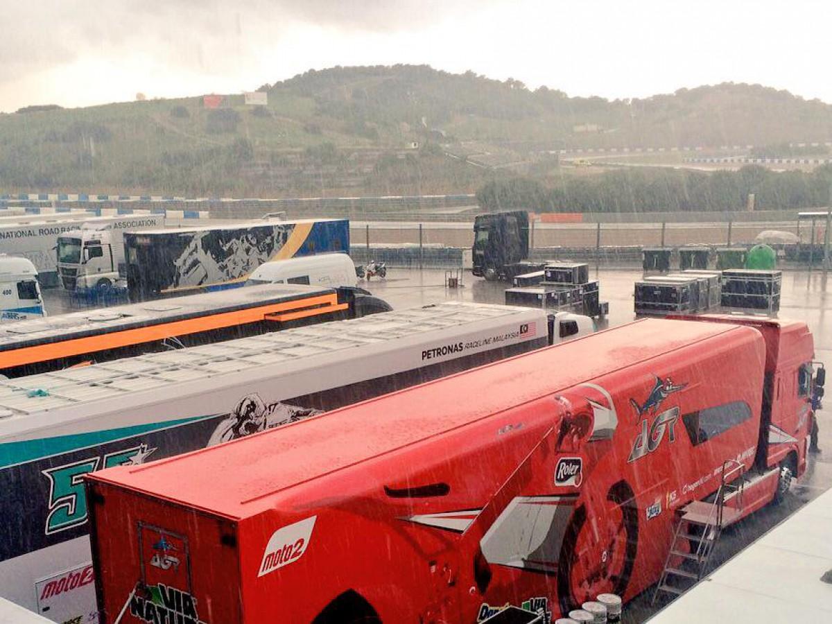 Результаты первой сессии официальных тестов Moto3 2015 года в Хересе