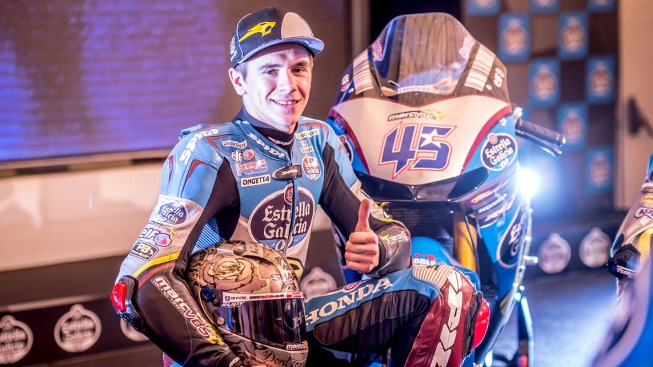 Скотт Реддинг, пилот Estrella Galicia 0,0 Marc VDS MotoGP